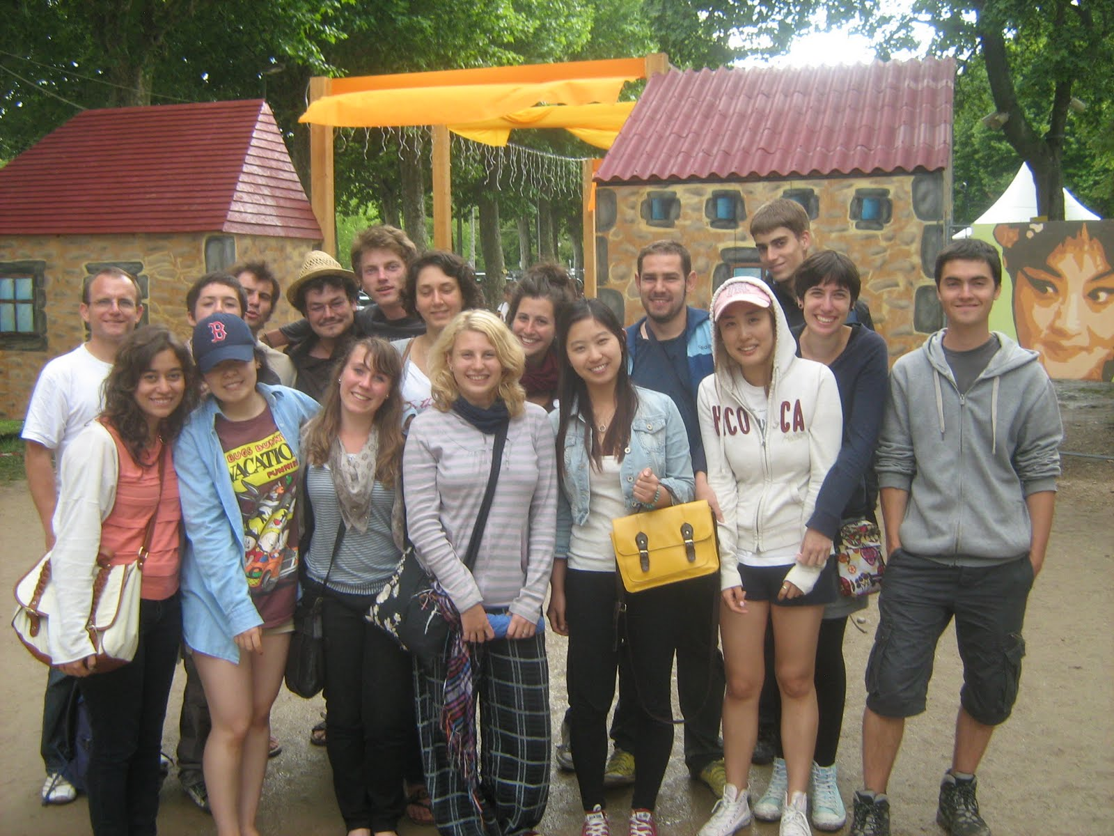 Volunteer in Russia